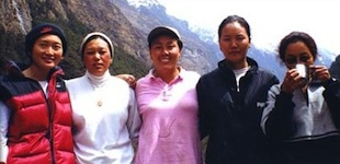 Daughters of Everest